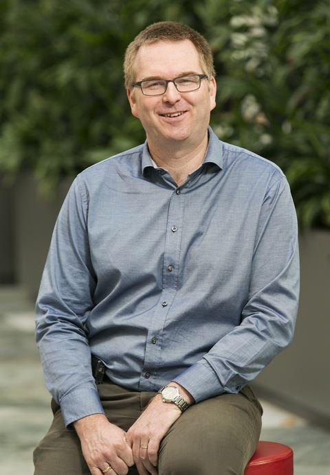 H�kan Hedlund, Normchef p� SSF St�ldskyddsf�reningen.