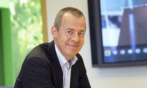 Henrik Lange, VD och koncernchef för Gunnebo.