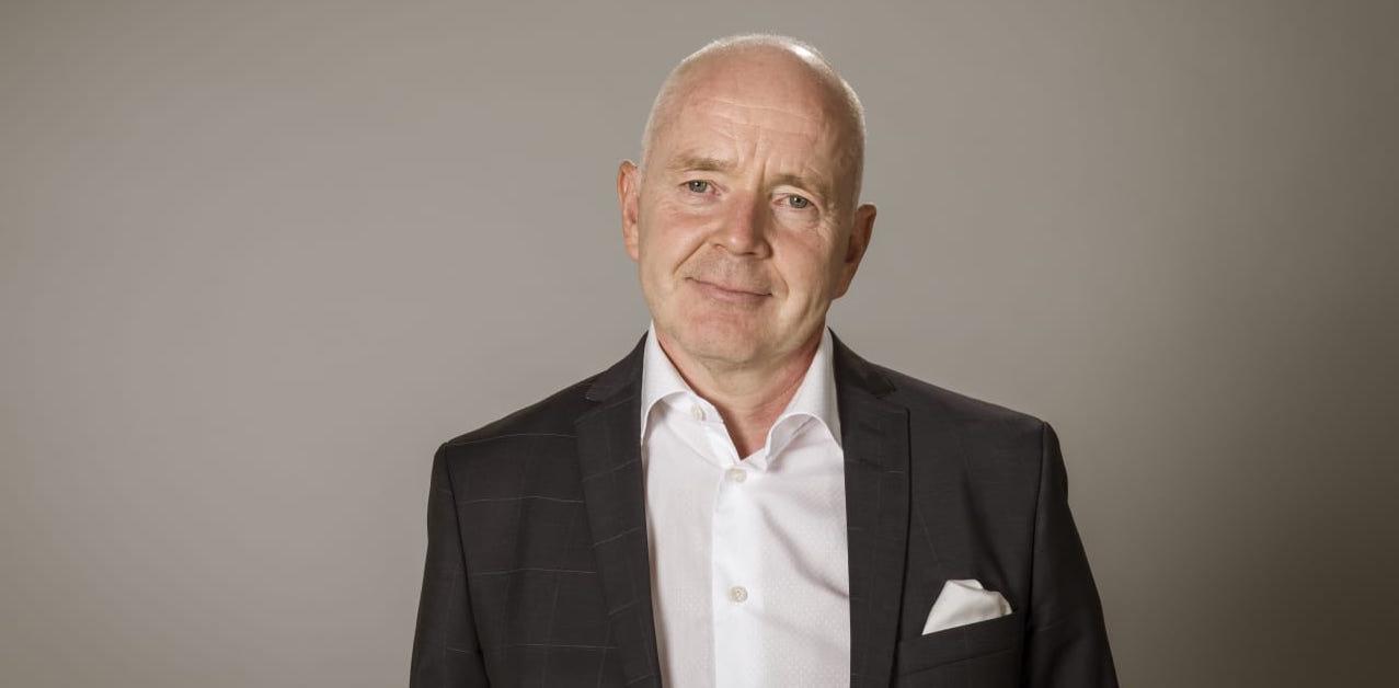 Lars Petterson, CEO på Nexus.