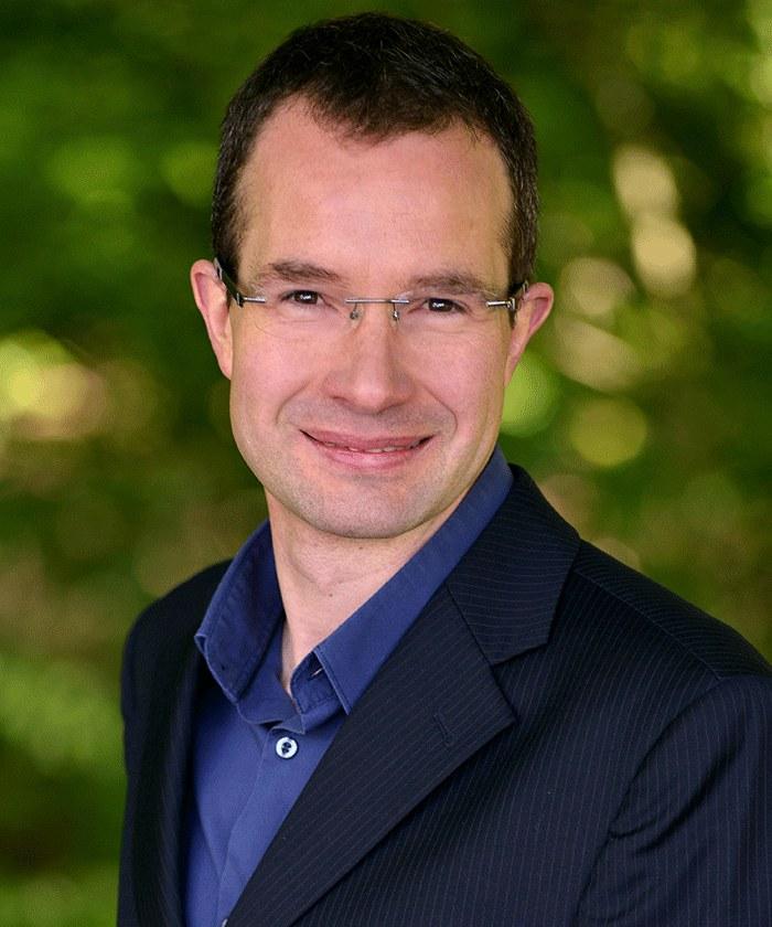 Pascal Rogiest, VD för Lux Trust.