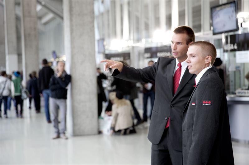 I Securitas uppdrag som s�kerhetsleverant�r till Stockholmsm�ssan ing�r bland annat att svara f�r station�r bevakning, ordningsvakter och parkeringsservice.
