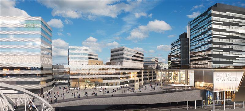 Bravida Fire & Security har f�tt uppdraget att g�ra s�kerhetsinstallationerna n�r SEB samlar stora delar av sin Stockholmsverksamhet i ett nytt kontor.