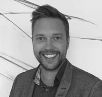 Fredric �jebrandt, marknadschef och konceptansvarig.