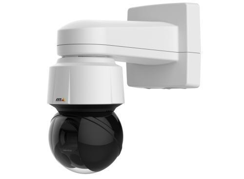 Axis Q6155-E-kamerans h�ga bildkvalitet �r ov�rderlig i situationer d� m�nniskor eller f�rem�l beh�ver identifieras snabbt och exakt.
