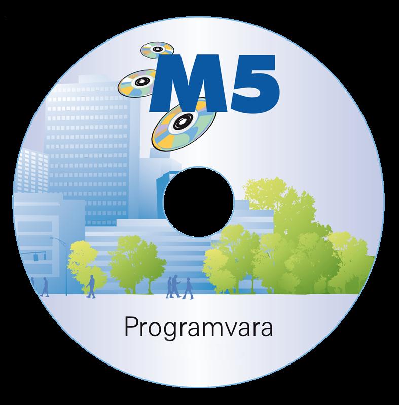 Den nya versionen av R-Card M5 stödjer bland annat den nya klientprogramvaran Electrolux Vision Admin.