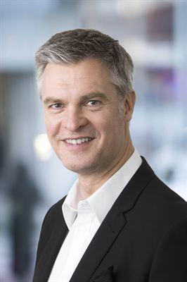Stefan Albertsson, koncernchef f�r Multicom Security., blir VD i det nybildade bolaget.