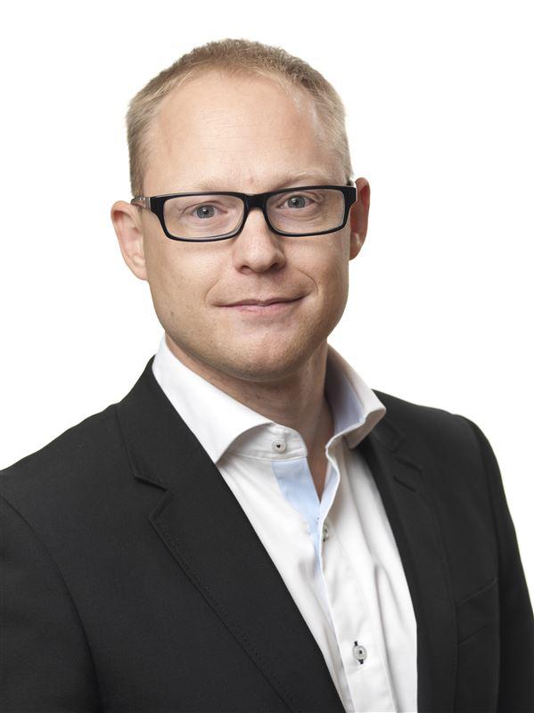 Jonas Dahlberg �r ny Director of Business Development p� Nexus.