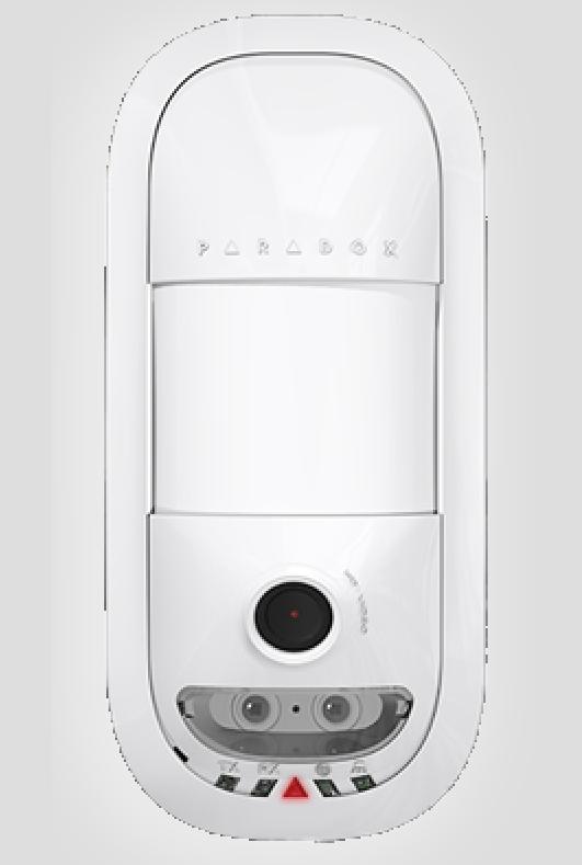 HD78F, en IR detektor med inbyggd HD-videokamera.