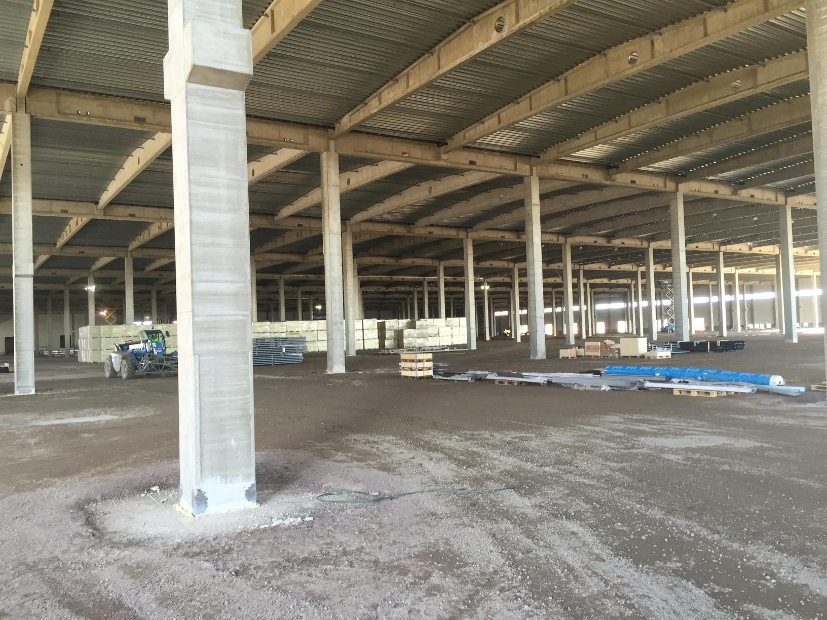 Varuhuskedjan Rusta centraliserar sin lagerverksamhet och bygger nytt centrallager i Norrk�ping. Great Security  �r utsedd till projektets s�kerhetspartner.