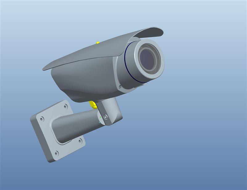 Donet lanserar UPCT-IP, en ny IP-v�rmekamera med temperaturlarm.