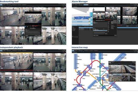 Exempelbild p� applikationen. Bilden visar inte Stockholms Lokaltrafik.