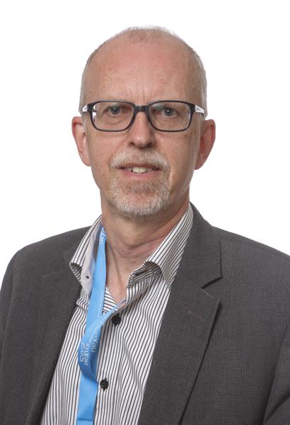 Stefan Runneberger, affärsutvecklare på identitets- och säkerhetsföretaget Nexus Group.