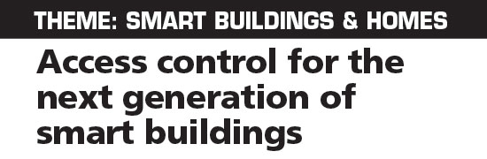 Access control for the next generation of smart buildings