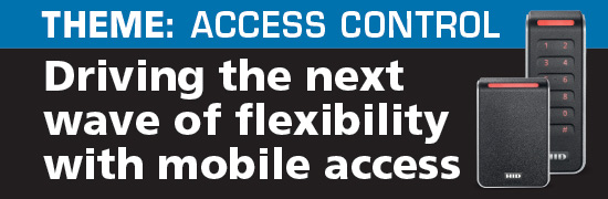 """Driving the next wave of flexibility and convenience with mobile access"""