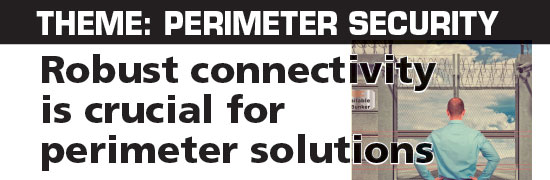 Robust connectivity is crucial for perimeter solutions