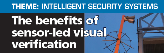 The benefits of sensor-led visual verification