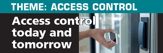 Access control today and tomorrow